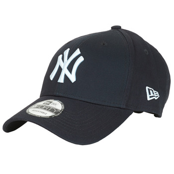 Asusteet / tarvikkeet Lippalakit New-Era LEAGUE BASIC 9FORTY NEW YORK YANKEES Laivastonsininen / White