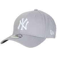 Asusteet / tarvikkeet Lippalakit New-Era LEAGUE BASIC 9FORTY NEW YORK YANKEES Grey / White