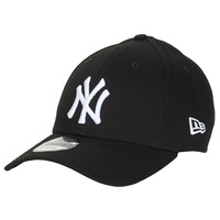 Asusteet / tarvikkeet Lippalakit New-Era LEAGUE BASIC 9FORTY NEW YORK YANKEES Black / White