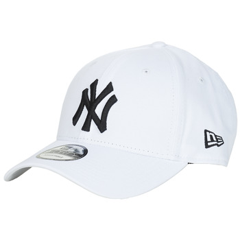 Asusteet / tarvikkeet Lippalakit New-Era LEAGUE BASIC 9FORTY NEW YORK YANKEES White / Black