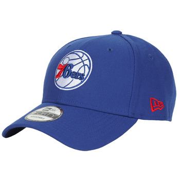 Asusteet / tarvikkeet Lippalakit New-Era NBA THE LEAGUE PHILADELPHIA 76ERS Blue