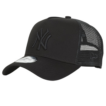 Asusteet / tarvikkeet Lippalakit New-Era CLEAN TRUCKER NEW YORK YANKEES Black