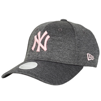Asusteet / tarvikkeet Naiset Lippalakit New-Era ESSENTIAL 9FORTY NEW YORK YANKEES Grey / Pink