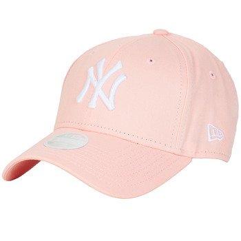 Asusteet / tarvikkeet Naiset Lippalakit New-Era ESSENTIAL 9FORTY NEW YORK YANKEES Pink