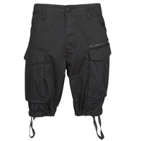 vaatteet Miehet Shortsit / Bermuda-shortsit G-Star Raw ROVIC ZIP RELAXED 12 Black
