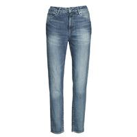 vaatteet Naiset Suorat farkut G-Star Raw 3301 HIGH STRAIGHT 90'S ANKLE WMN Sininen