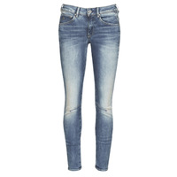 vaatteet Naiset Skinny-farkut G-Star Raw ARC 3D MID SKINNY WMN Sininen