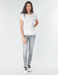 vaatteet Naiset Skinny-farkut G-Star Raw LYNN MID SKINNY WMN Grey