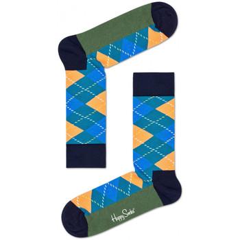 Asusteet / tarvikkeet Sukat Happy Socks Argyle sock Monivärinen