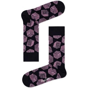 Asusteet / tarvikkeet Miehet Sukat Happy Socks Box sock Monivärinen