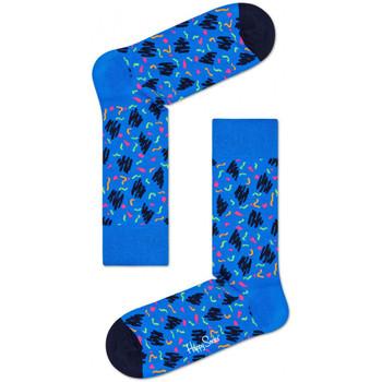 Asusteet / tarvikkeet Miehet Sukat Happy Socks Sketch sock Monivärinen