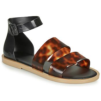 kengät Naiset Sandaalit ja avokkaat Melissa MODEL SANDAL Musta / Leopardi