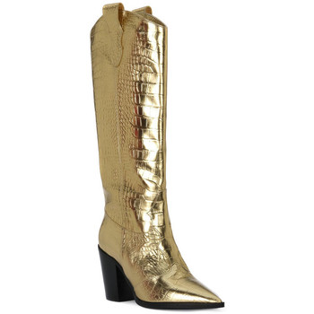 kengät Naiset Saappaat Priv Lab COCCO ORO Beige