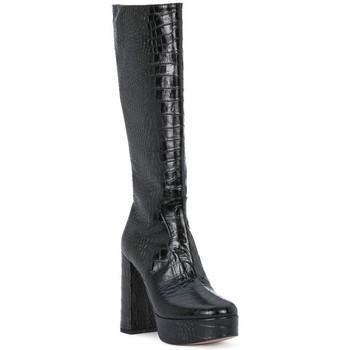 kengät Naiset Saappaat Priv Lab NERO COCCO Nero