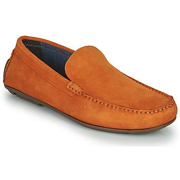 kengät Miehet Mokkasiinit André BIOUTY Oranssi