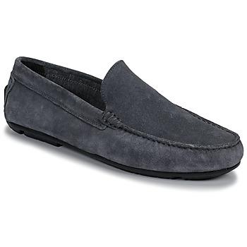 kengät Miehet Mokkasiinit André BIOUTY Blue
