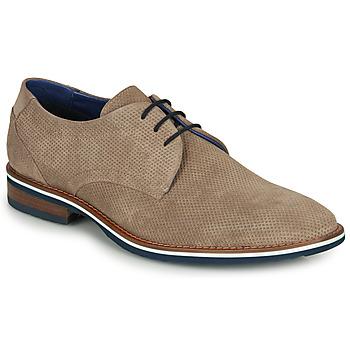 kengät Miehet Derby-kengät André GRILLE Beige