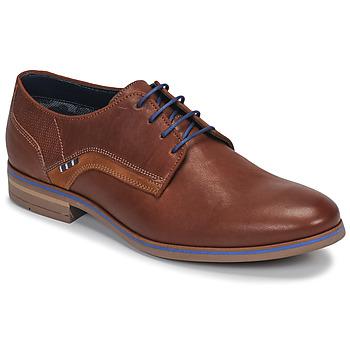 kengät Miehet Derby-kengät André JACOB Brown