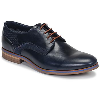 kengät Miehet Derby-kengät André JACOB Blue