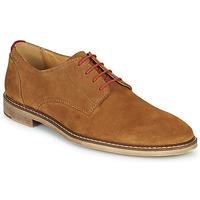 kengät Miehet Derby-kengät André SETIMA Cognac