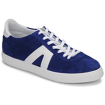 kengät Miehet Matalavartiset tennarit André GILOT 2 Blue