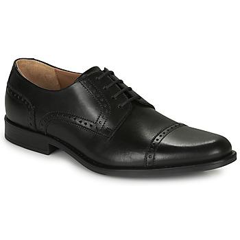 kengät Miehet Derby-kengät André LORDMAN Black