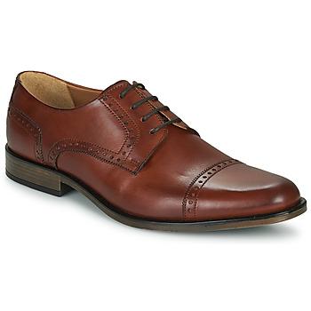 kengät Miehet Derby-kengät André LORDMAN Brown