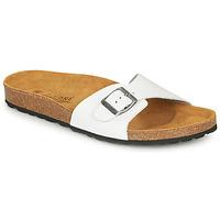 kengät Miehet Sandaalit ja avokkaat André NUSPRINT White