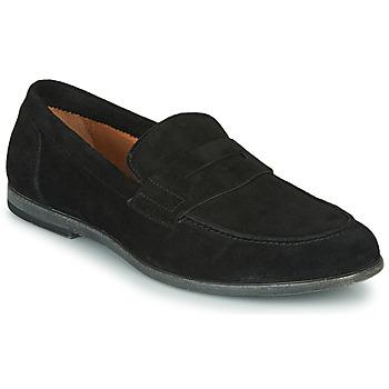 kengät Miehet Mokkasiinit André HARLAND Black