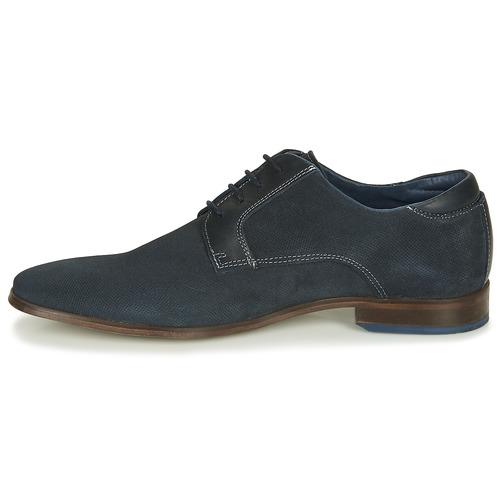 André Warren Laivastonsininen - Ilmainen Toimitus- Kengät Derby-kengät Miehet 101