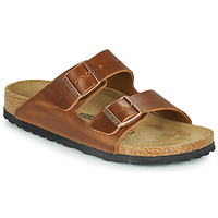 kengät Sandaalit Birkenstock ARIZONA LEATHER Brown