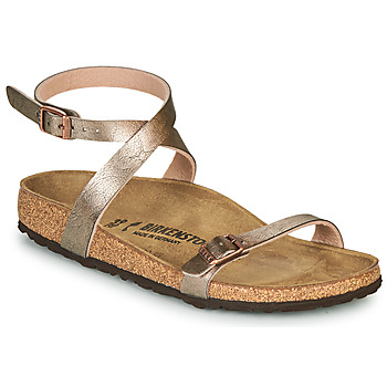 kengät Naiset Sandaalit ja avokkaat Birkenstock DALOA Bronze