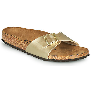 kengät Naiset Sandaalit Birkenstock MADRID Kulta / Kulta