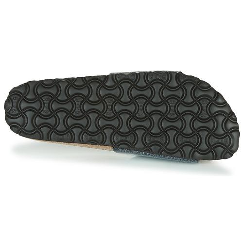 Birkenstock Madrid Black / Hopea - Ilmainen Toimitus- Kengät Sandaalit Naiset 53