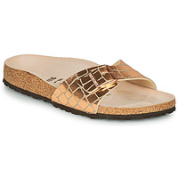 kengät Naiset Sandaalit Birkenstock MADRID Kulta