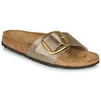 kengät Naiset Sandaalit Birkenstock MADRID BIG BUCKLE Taupe