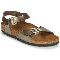 kengät Naiset Sandaalit ja avokkaat Birkenstock RIO Bronze