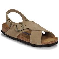 kengät Naiset Sandaalit ja avokkaat Birkenstock TULUM SFB LEATHER Taupe