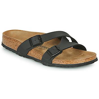 kengät Naiset Sandaalit Birkenstock YAO BALANCE Black