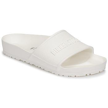 kengät Miehet Sandaalit Birkenstock BARBADOS White