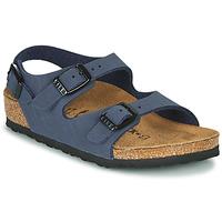 kengät Pojat Sandaalit ja avokkaat Birkenstock ROMA Laivastonsininen