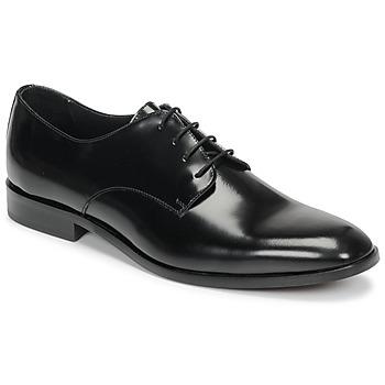 kengät Miehet Derby-kengät André SOUTHAMPTON Black