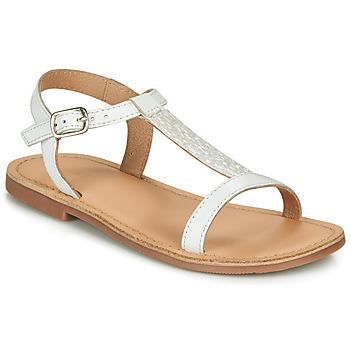 kengät Tytöt Sandaalit ja avokkaat André ASTRID White