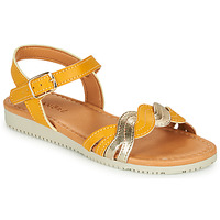 kengät Tytöt Sandaalit ja avokkaat André TRESSIA Yellow