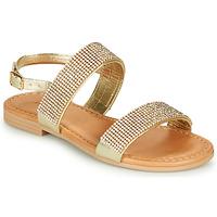 kengät Tytöt Sandaalit ja avokkaat André DORIANNE Kulta