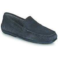 kengät Pojat Mokkasiinit André MANU Grey