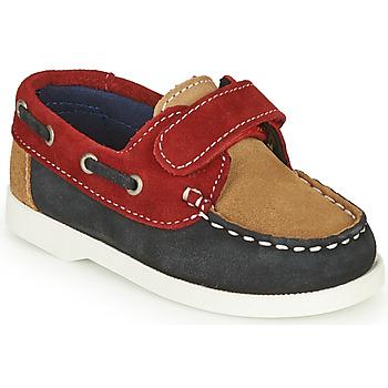 kengät Pojat Derby-kengät André MALOT Blue