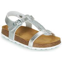 kengät Tytöt Sandaalit ja avokkaat André SYLVIE Hopea