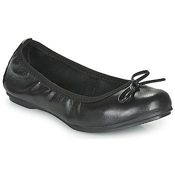 kengät Tytöt Balleriinat André AVA Musta