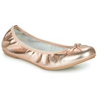 kengät Tytöt Balleriinat André AVA Vaaleanpunainen